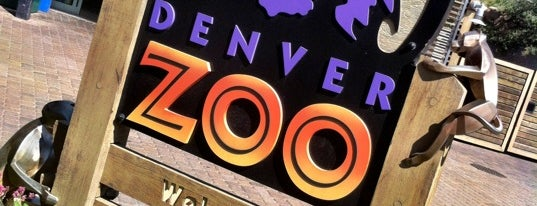 Denver Zoo is one of The Crowe Footsteps.