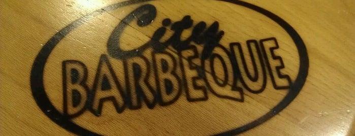 City Barbeque is one of สถานที่ที่บันทึกไว้ของ CS_just_CS.