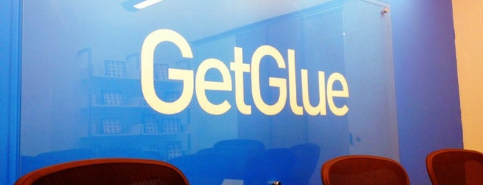 GetGlue is one of Silicon Alley, NYC.