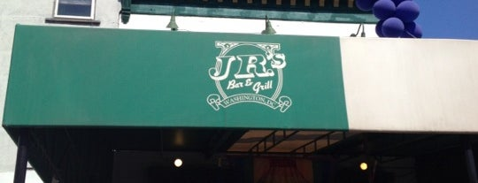 JR's Bar & Grill is one of Locais curtidos por Adam.