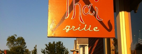 Thai Grille is one of Columbus Favorites.