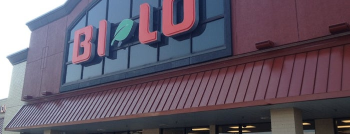 BI-LO is one of Anthony's Liked Places.