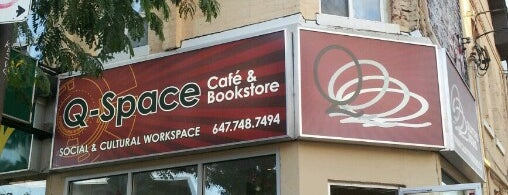 Q Space is one of YYZ.