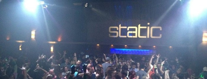 Static Nightclub is one of Before leaving pgh.