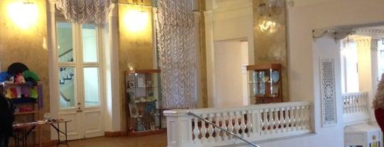 Концертный зал у Финляндского вокзала is one of Locais curtidos por Daria Stepanova.