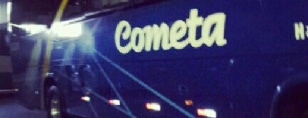 Viação Cometa is one of Meus locais preferidos.
