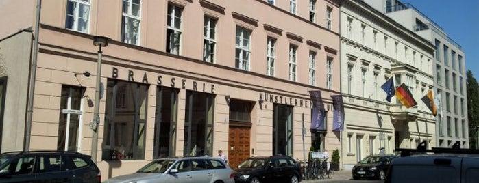 Arte Luise Kunsthotel is one of Unsere TOP Empfehlungen für Berlin.