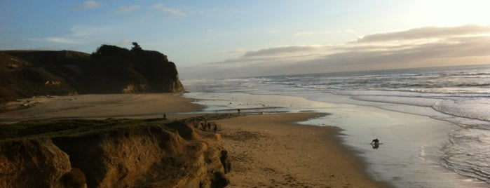 Pomponio State Beach is one of California Dreaming.