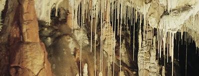 Gombasecká Jaskyňa is one of UNESCO World Heritage Sites in Eastern Europe.