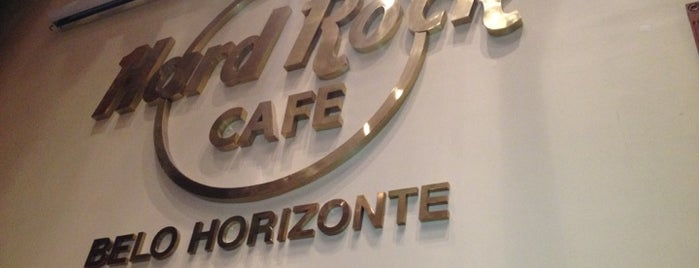 Hard Rock Café Belo Horizonte is one of Venceslauさんのお気に入りスポット.