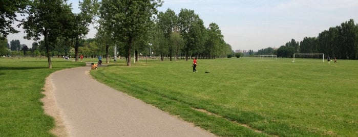 Parco di Trenno is one of ZeroGuide • Milano.