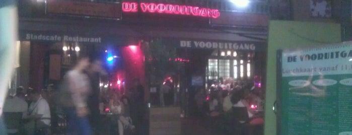 Stadscafé De Vooruitgang is one of Misset Horeca Café Top 100 2013.