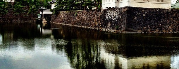 Imperial Palace East Garden is one of japan.