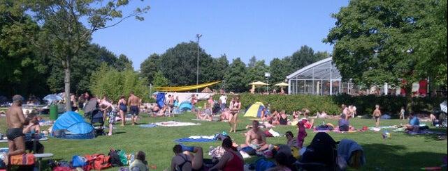 Allwetterbad Lintorf is one of Ojoe : понравившиеся места.