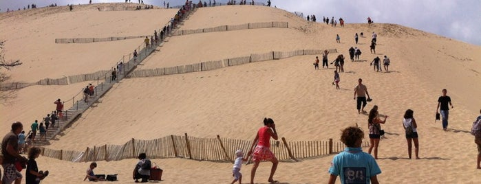 La Dune du Pilat is one of Arne 님이 좋아한 장소.