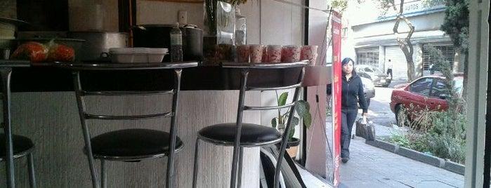 Restaurante Londres is one of Lieux sauvegardés par Jorge.