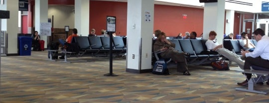 Gainesville Regional Airport (GNV) is one of Free WiFi Airports 2.