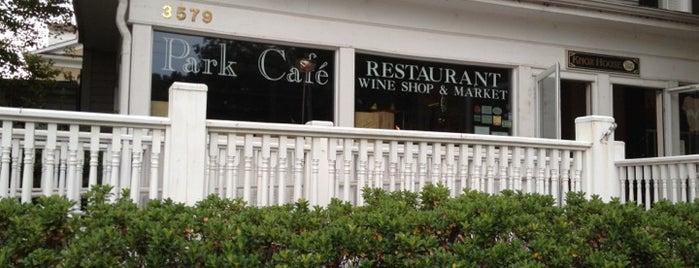 Park Café is one of Dining Tips at Restaurant.com Atlanta Restaurants.