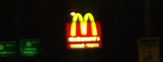 McDonald's is one of Wendy'in Beğendiği Mekanlar.