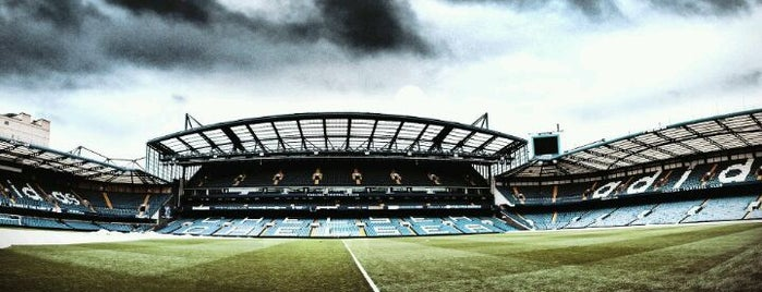 Stamford Bridge is one of Must Visit London.