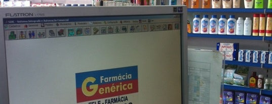 Farmacia Genérica is one of praia do bessa.