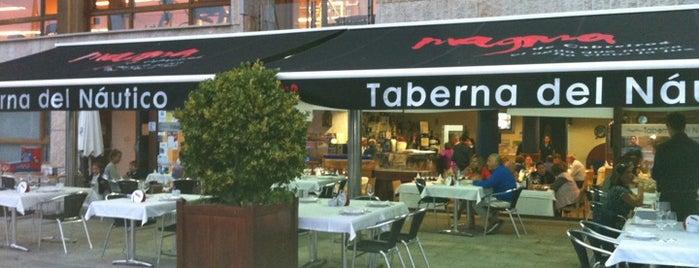 La Taberna Del Nautico is one of el tour del buen comer..