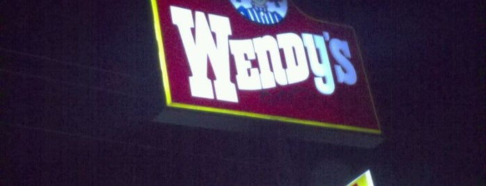 Wendy's is one of Lugares favoritos de Paulina.