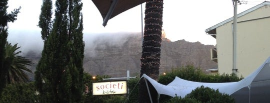Societi Bistro is one of Top Eateries in Cape Town.