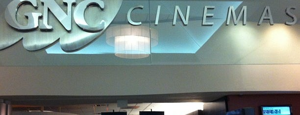 GNC Cinemas is one of Posti che sono piaciuti a Joao.