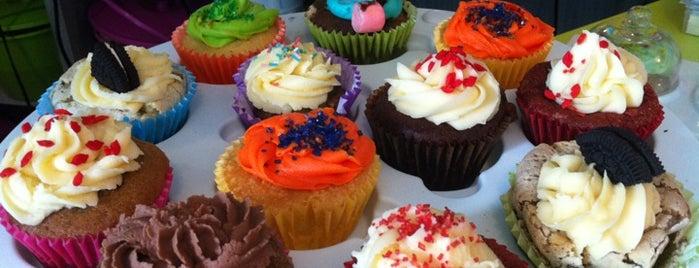 Cupcake Boutique is one of Tempat yang Disimpan Elise.