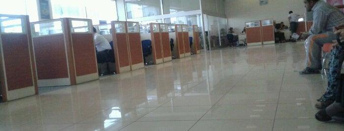 Türkiye İş Bankası is one of Metin'in Beğendiği Mekanlar.