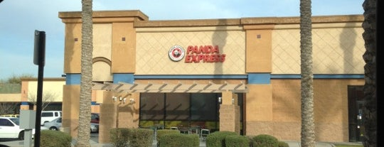 Panda Express is one of Arizona.