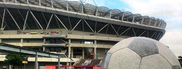 Kashima Soccer Stadium is one of サッカー.