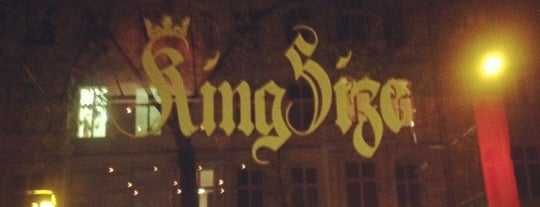King Size Bar is one of Berlin Tips.