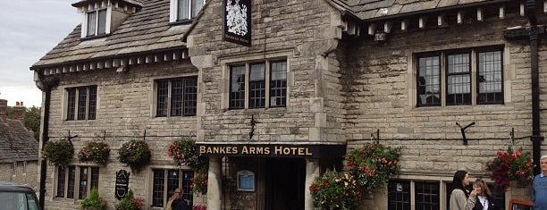 Bankes Arms Hotel is one of Carl 님이 좋아한 장소.
