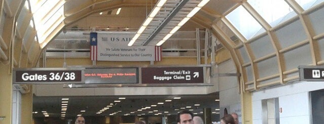 Aeroporto Nazionale di Washington-Ronald Reagan (DCA) is one of Great Venues To Visit....