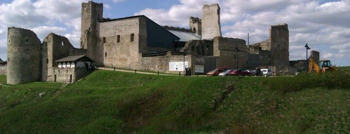 Rakvere Ordulinnus | Rakvere Order Castle is one of Baltic Road Trip.