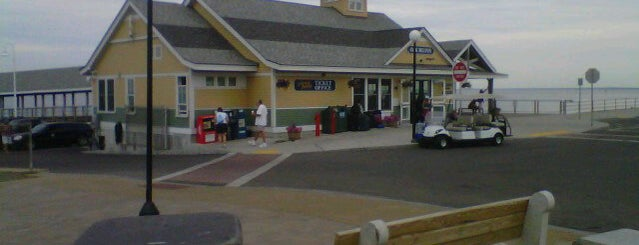 Steamship Authority - Oak Bluffs Terminal is one of MA.