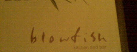 BLOWFISH Kitchen & Bar is one of Venues in JKT.