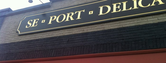 Se-Port Deli is one of Posti salvati di S.
