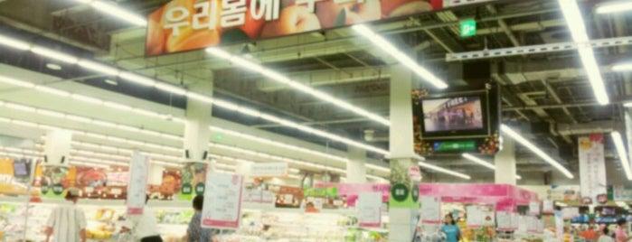 농협하나로클럽 is one of Orte, die Heungjun Jeremy gefallen.