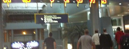 McCarran International Airport (LAS) is one of Vaca.