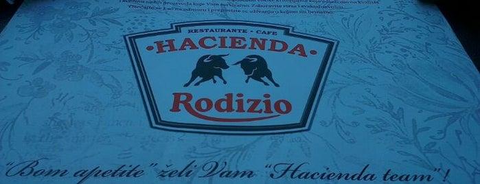 Hacienda Rodizio is one of Restorani iliti kafane.