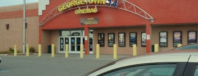 Georgetown 14 Cinemas is one of Anastasiyaさんのお気に入りスポット.