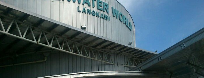 Underwater World Langkawi is one of Falcon 님이 좋아한 장소.