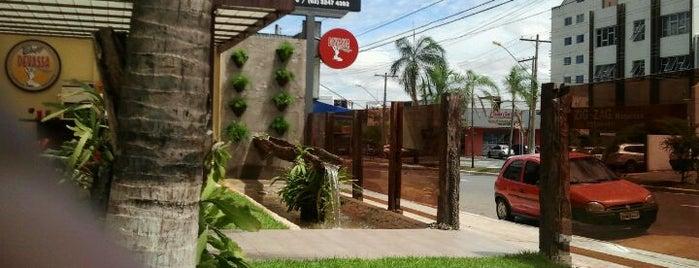 Boiadeiro Restaurante e Chopperia is one of Locais curtidos por Amanda.