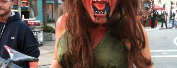 Universal's Halloween Horror Nights 21 is one of The Discerning Brit's Guide to Orlando, FL.