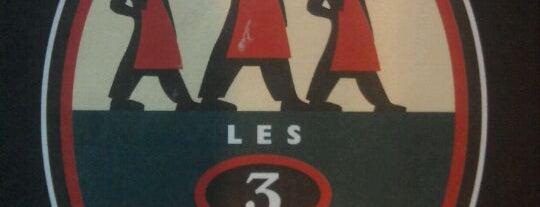 Les 3 Brasseurs is one of Lieux qui ont plu à CM.