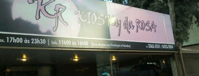 Kiosky da Rosa is one of Bares de Brasília.