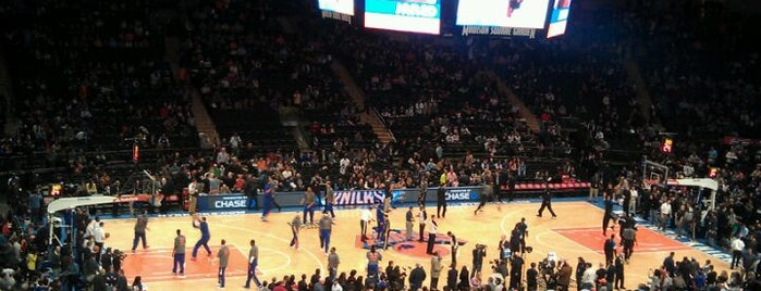 Madison Square Garden is one of 416 Tips on 4sqDay Challenge - Dwayne List 1.